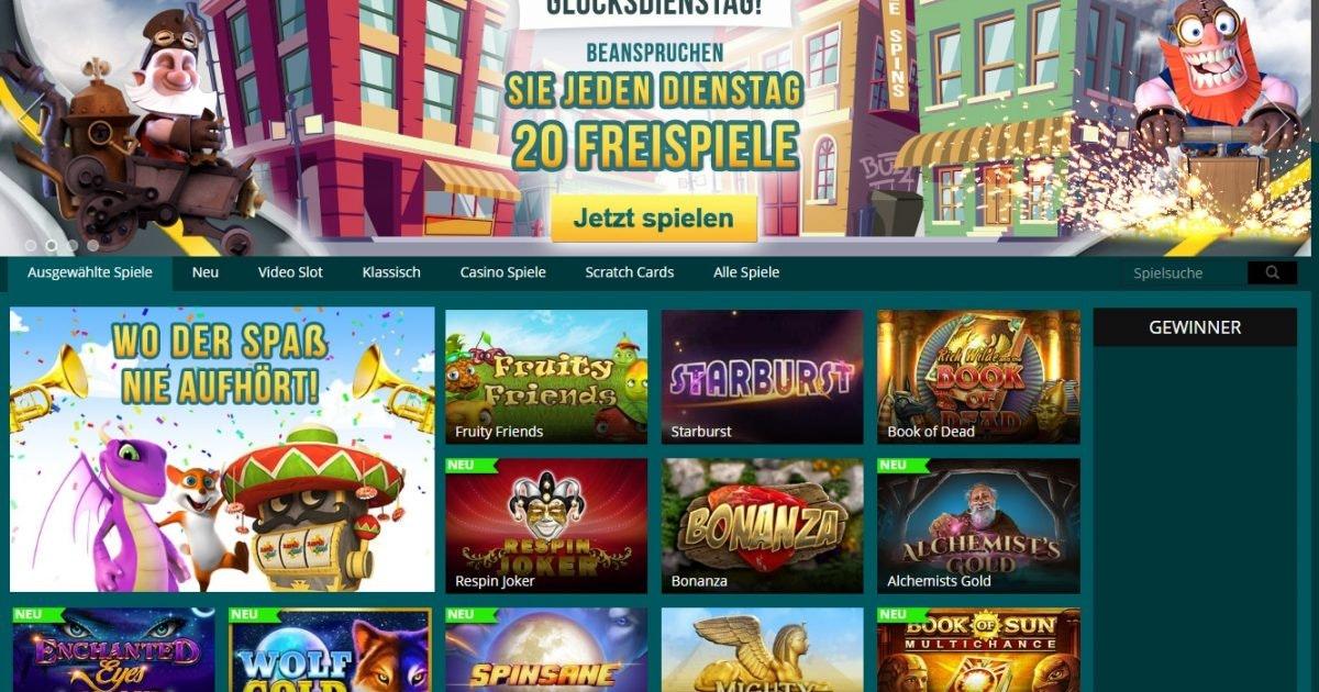 Luckland Online Casino: Hot Bonus Opportunities