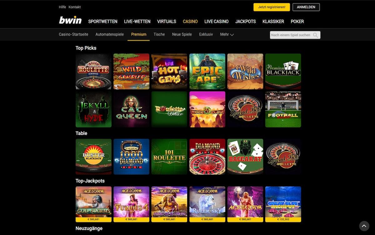 Casino spielen slots frei