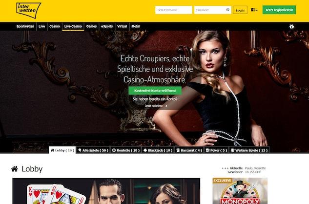 Interwetten Com Casino