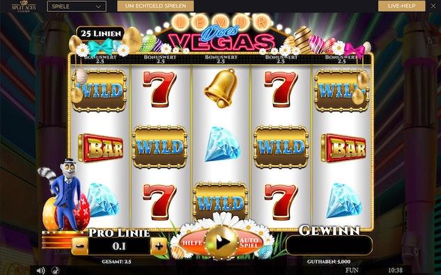 monte carlo jewels spielautomat